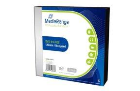 DVD-R MEDIARANGE 120' 4,7Gb 16x SLIM CASE